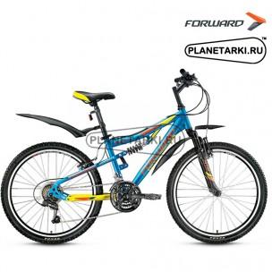 """Велосипед Forward Cyclone 2.0 24"""" 2017"""