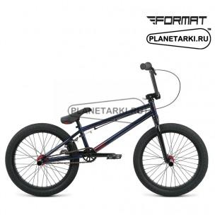 """Велосипед Format 3214 20"""" 2016 синий"""