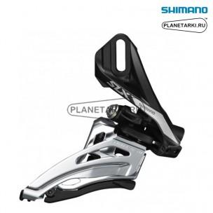 Переключатель передний Shimano SLX M7020-D серебро, IFDM702011D6
