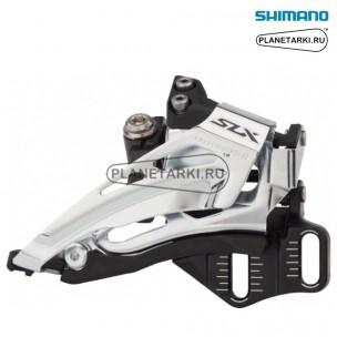 Переключатель передний Shimano SLX FD-M7025-E серебро, IFDM702511E6X