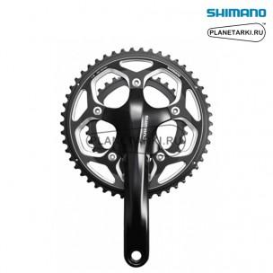 Система Shimano 105 FC-RS500 175 mm, BCD 110, черный, EFCRS500EX04L