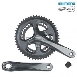 Система Shimano Tiagra 4700 172.5 mm, BCD 110, черный, EFC4700DX04