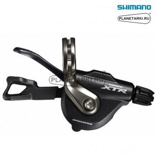 Шифтер Shimano XTR SL-M9000, правый, 11 ск., черный, ISLM9000RAP