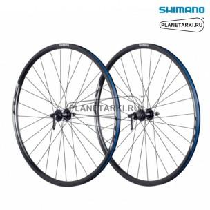 """КОЛЕСА 28"""" SHIMANO RX010, черные"""