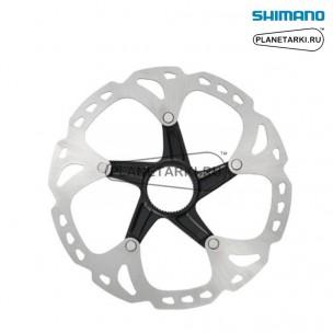Тормозной диск Shimano Deore XT RT81, C-LOCK, 160мм
