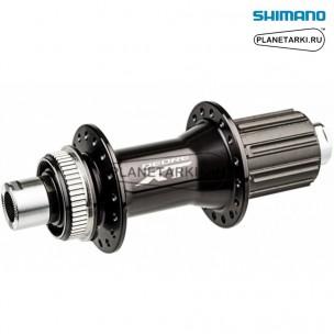 Втулка задняя Shimano XT M8010 черная, EFHM8010E