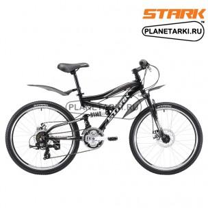Велосипед Stark Rocket 24.2 FS D 2017