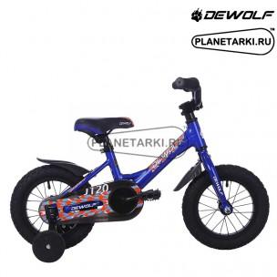 Велосипед Dewolf J120 BOY 2017