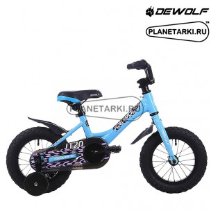 Велосипед Dewolf J120 GIRL 2017
