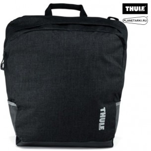 сумка велосипедная thule tote, черная