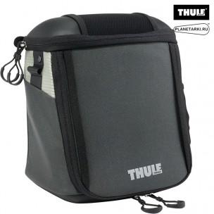 сумочка thule для мелочей на руль, премиум, черный