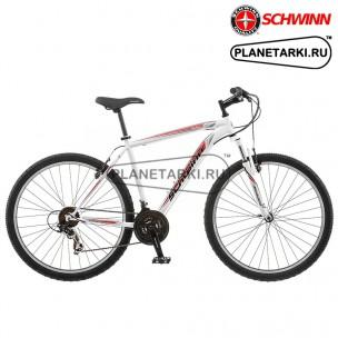 "Велосипед Schwinn High Timber Mens 27.5"" 2017 белый"