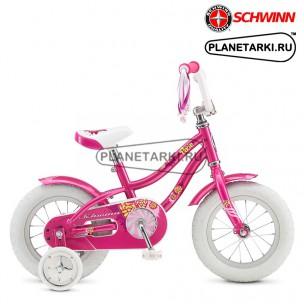 """Велосипед SCHWINN Pixie 12"""" 2017 розовый"""
