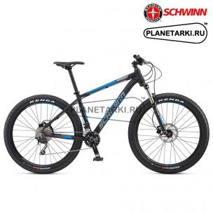 """Велосипед SCHWINN Rocket 1 + 27.5"""" 2017 черный"""