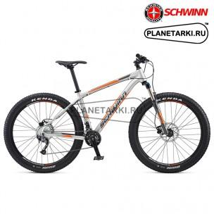 "Велосипед SCHWINN Rocket 2 + 27.5"" 2017 серый"
