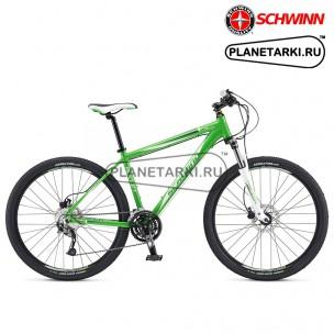 """Велосипед SCHWINN Rocket 3 27.5"""" 2017 зелёный"""