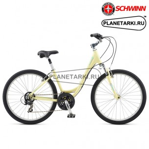 "Велосипед SCHWINN Sierra women 26"" 2017 желтый"