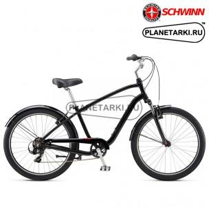 """Велосипед SCHWINN Streamliner 1 26"""" 2017 черный"""