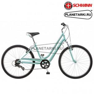 "Велосипед SCHWINN Suburban Woman 26"" 2017 мятный"