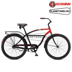 Велосипед SCHWINN Tornado 2017 черный