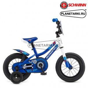 """Велосипед SCHWINN Trooper 12"""" 2017 синий"""