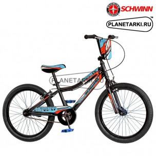 "Велосипед SCHWINN Twister 20"" 2017 черный"