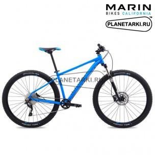 "Велосипед Marin Bobcat Trail 5 29"" 2017 голубой"