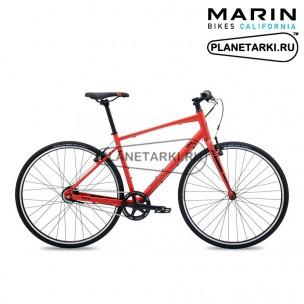 Велосипед Marin Fairfax SC2 IG 2017 красный