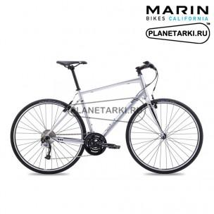 Велосипед Marin Fairfax SC2 2017 серебристый