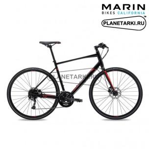 Велосипед Marin Fairfax SC3 2017 черный