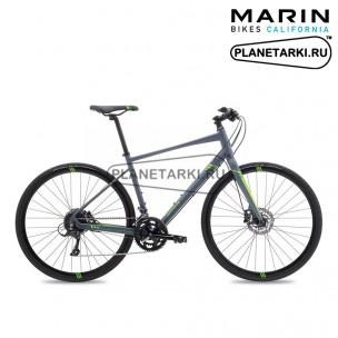Велосипед Marin Fairfax SC4 2017 серый