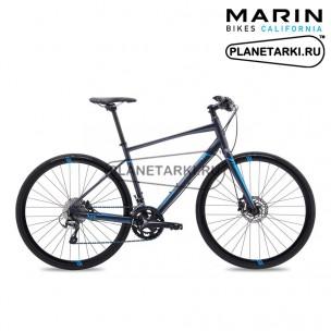 Велосипед Marin Fairfax SC5 2017 черный