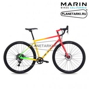 Велосипед Marin Four Corners Elite 2017 rasta fade