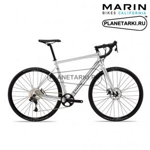 Велосипед Marin Gestalt 2 2017 серебристый