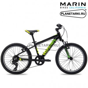 Велосипед Marin Hidden Canyon BOYS 20'' 2017 черный
