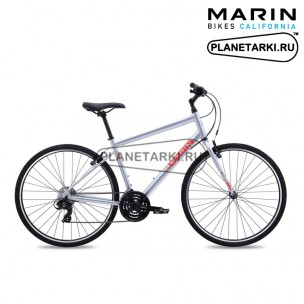 Велосипед Marin Larkspur CS1 2017 серебристый