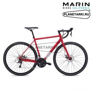 Велосипед Marin Lombard 2017 бордовый