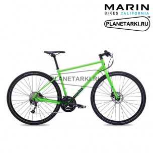 Велосипед Marin Muirwoods 29Er 2017 зелёный