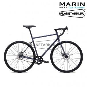 Велосипед Marin Nicasio SS 2017 серый