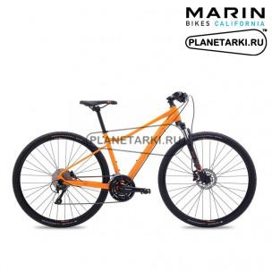 Велосипед Marin San Anselmo DS4 2017 оранжевый