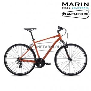 Велосипед Marin San Rafael DS1 2017 оранжевый