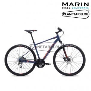 Велосипед Marin San Rafael DS2 2017 синий