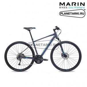 Велосипед Marin San Rafael DS3 2017 серый