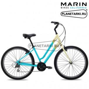 Велосипед Marin Stinson St 2017 голубой