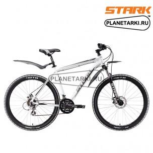 Велосипед Stark Router 27.3 D 2017 бело-черный