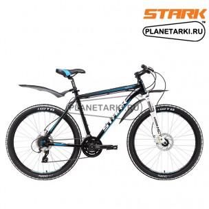 Велосипед Stark Tactic 26.4 HD 2017 черно-синий