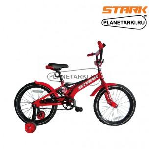 Велосипед Stark Tanuki 18 Boy ST 2017 красно-черный