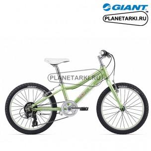 Велосипед Giant Enchant 20 Lite 2017 зеленый/белый