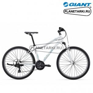 Велосипед Giant Enchant 2017 белый/зеленый