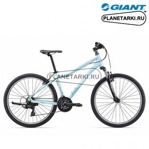 Велосипед Giant Enchant 2017 синий/белый